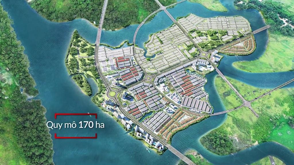 dự án waterfront