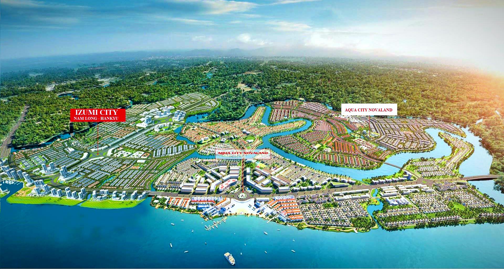 Izumi City Nam Long Hankyu